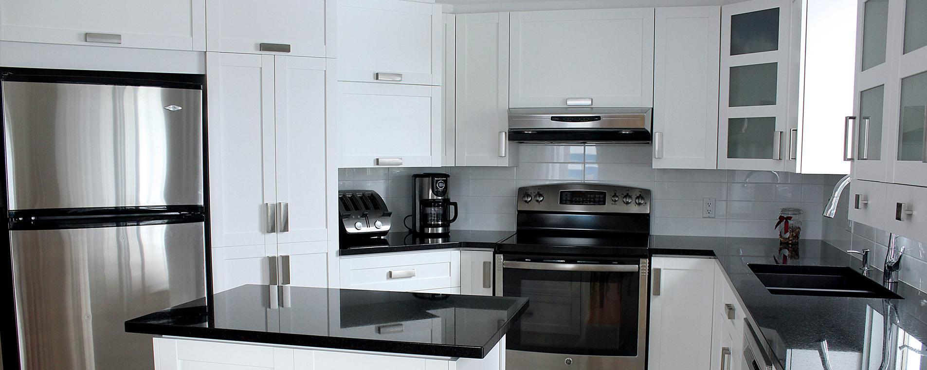 Lecxeco - Manufacturer de portes d\'armoires de cuisines   Kitchen ...