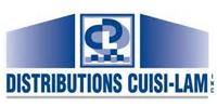 Distributions Cuisi-Lam